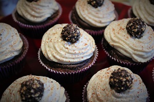 Coffee-Cupcakes