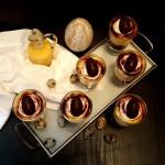Eierlikör-Dessert